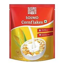 Amazon Brand - Solimo Corn Flakes 875g