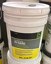 John Deere Low Viscosity Hy-Gard Transmission and Hydraulic Oil 5 Gallon Bucket TY6342