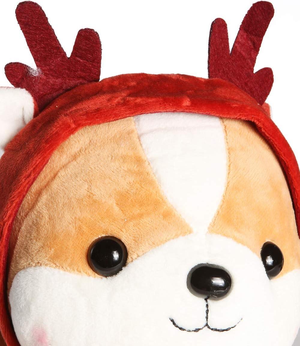 Corgi//Shiba//Squirrel Costume Soft Plushy Dinosaur Nayothecorgi