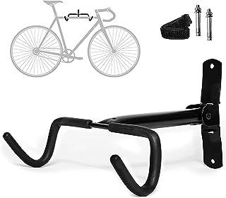 Charles Daily – Soporte Bicicletas Pared – Soporte Bicicleta Plegable – Soporte Pared Bicicletas para Garajes y Hogares – ...