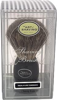 The Art of Shaving Pure Badger Shaving Brush, Black