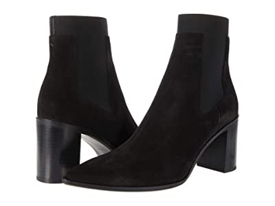 rag & bone Brynn (Black Suede) Women
