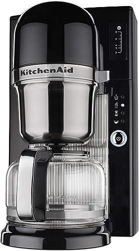 lowest KitchenAid KCM0801OB sale Pour Over Coffee Brewer, discount Onyx Black (Renewed) online sale