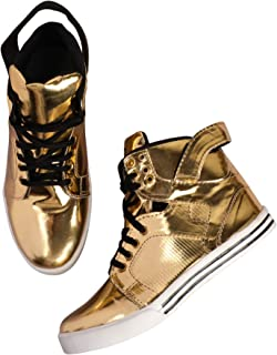 23822ff003 Amazon.in: Gold - Casual Shoes / Men's Shoes: Shoes & Handbags