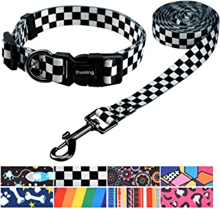 off white dog collar