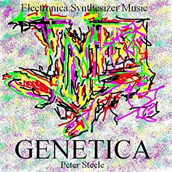 Electronica Synthesizer Music - Genetica