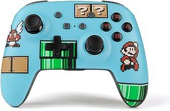 Nc Games 617885019791 Controle Powera Enhanced Wireless Mario Bros 3 - Switch - Nintendo_switch