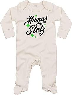 Babys Unisex Dumbo Schlafanzug Strampler Footsie Neugeborene bis 24 Monate