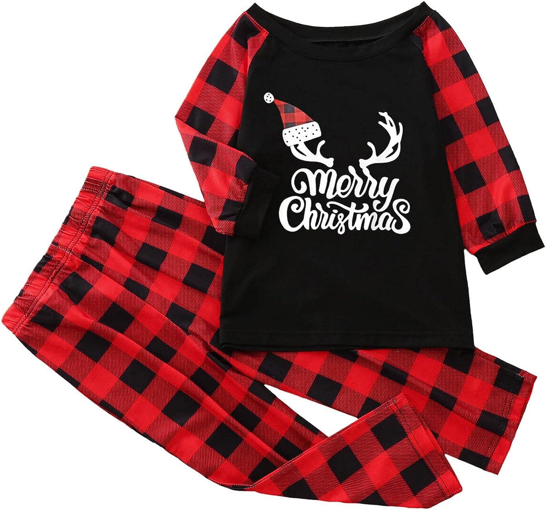 Pajamas for men plus size Christmas Pajamas For Family Xmas Pajamas Pjs Sleepwear Outfits Matching Set