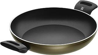 WMF 545384021 Permadur Element Paellera Aluminio, Antiadherente, Apto para Todo Tipo de Cocinas Incluido Inducción, Exterior Resistente en Acero, 28 cm sin PFOA