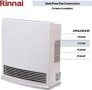 Rinnai FC510P Heaters, White