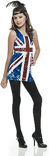 british girl costume