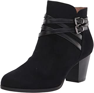 LifeStride Women's Jezebel Ankle Bootie Boot