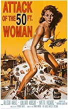 Attack of the 50 ft Woman Poster 24 x 36in