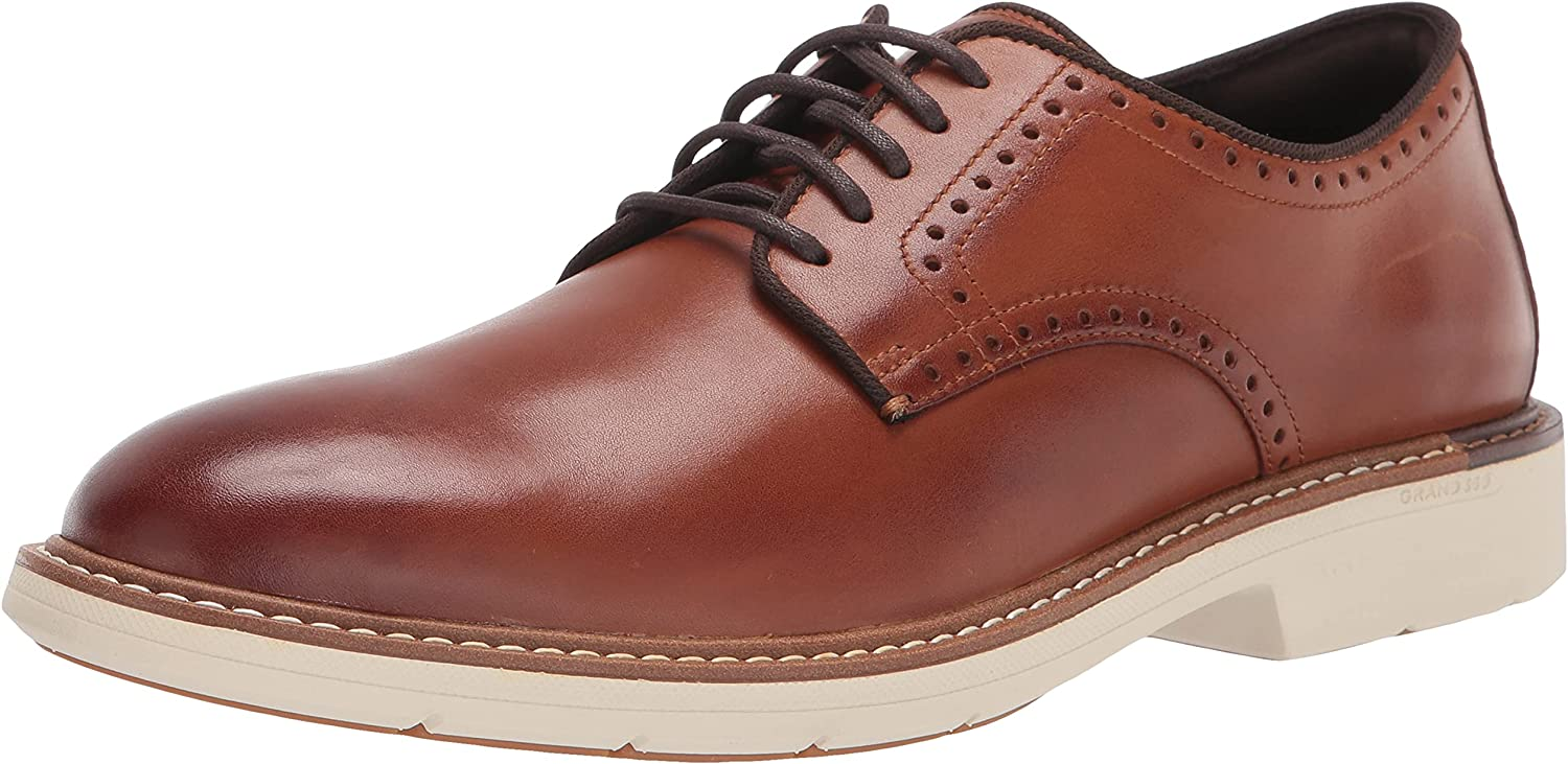 Cole Haan Men's The Go-to Plain Toe Oxford