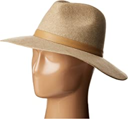 Lack of Color - The Carlo Wool Felt Fedora
