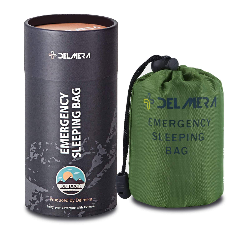 Outdoor Travel Emergency Survival Sleeping Bag Survival Blanket Warm cloth UK