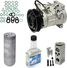 Universal Air Conditioner KT 4025 A/C Compressor and Component Kit