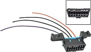 ICT Billet GM LS OBD2 Dash Diagnostic Port 4-Wire Harness Connector Plug Pigtail LS1 LM7 LR4 LQ4 LS6 L59 LQ9 LM4 L33 LS2 LH6 L92 L76 LY2 LY5 LY6 LC9 LFA LH8 LMG LS3 L98 L9H L20 L94 LZ1 L99 WP0BD30