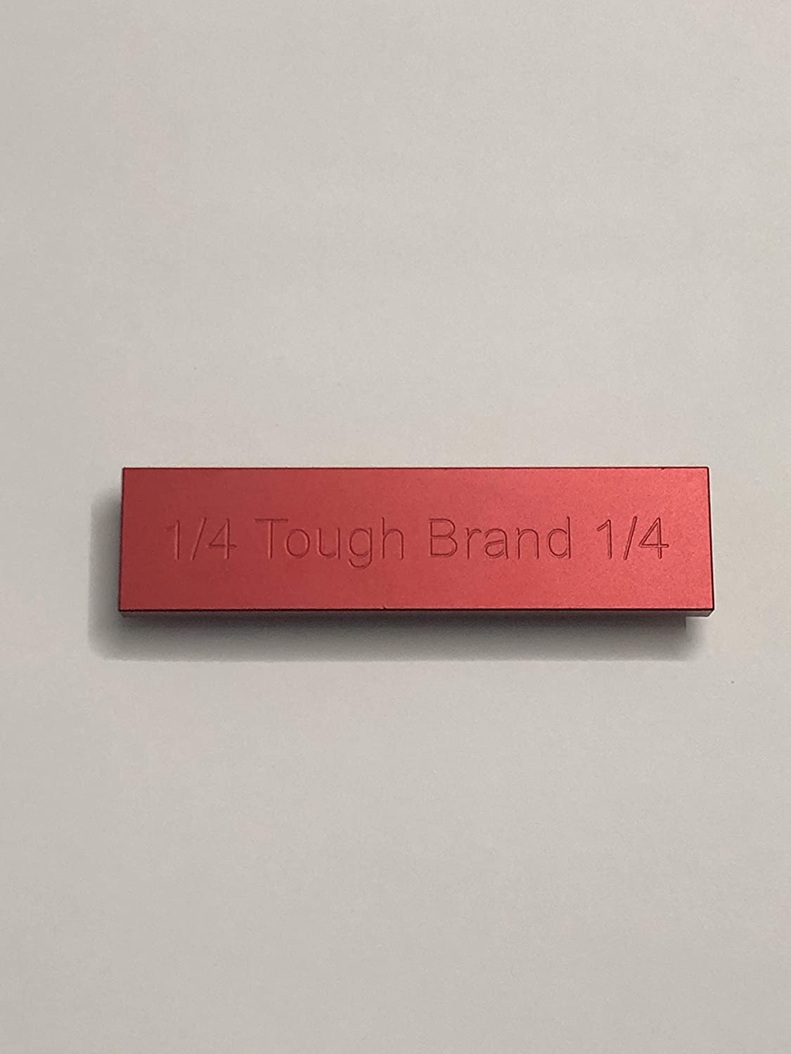 Wood Spacing Tool CNC Machined Installation Tool. Trim Reveal Tool Billet Aluminum The Tough Brand 1//4 Trim Molding Spacer//Reveal Tool