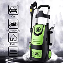 Suyncll High Power Washer Electric Pressure Washer,3800PSI 2.8GPM Pressure Washer Car..