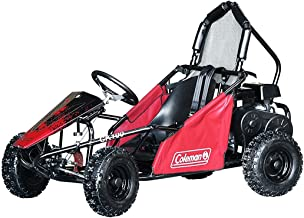 Coleman Powersports CK100-S 98cc/3.0HP Go Kart