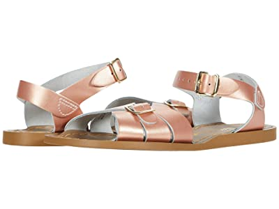 Salt Water Sandal by Hoy Shoes Classic (Little Kid) (Rose Gold) Girls Shoes