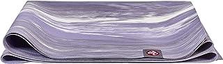"Manduka Unisex-Adult Manduka EKO Superlite Yoga and Pilates Mat - Hyacinth Marbled - 1.5mm x 68"", Hyacinth Marbled, One Size"