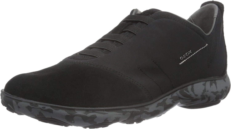 Geox Men's U Nebula F Low-Top Sneakers