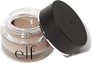 e.l.f. Lock On Liner and Brow Cream, Light Brown, 5.5 g