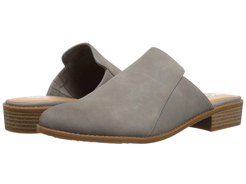 Seychelles BC Footwear By Seychelles Look at Me II (Grey V Nubuck) Women