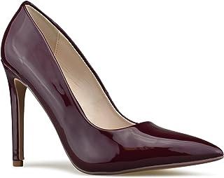 fbe3e0ca58464 Amazon.com: Purple - Pumps / Shoes: Clothing, Shoes & Jewelry