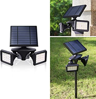 Best solar powered security lights dusk to dawn Reviews