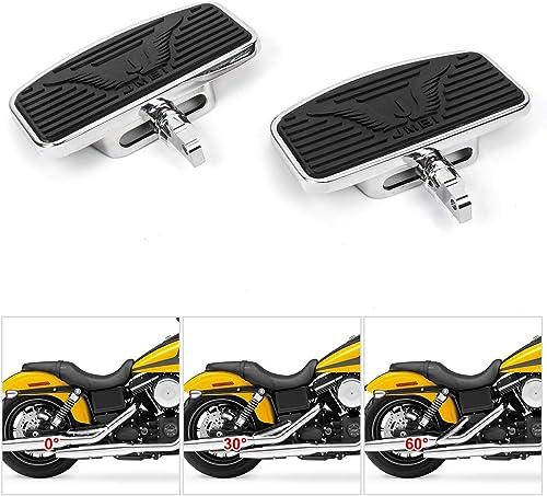 discount Rear Floorboard high quality Foot Peg Pedals,Adjust Floorboards,Rear Passenger Footboards Footrest 2021 Foot Pegs For Harley Sportster 883 1200 online sale