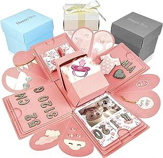 Happy Box Album fotograficzny, pudełko niespodzianka w 7 ko