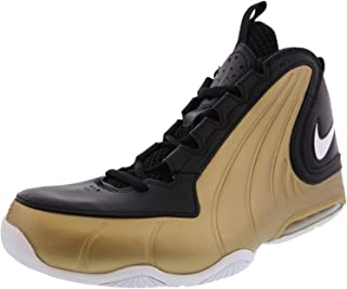 Men's Air Max Wavy Leather Basketball Shoes