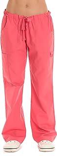 Just Love Cargo Solid Scrub Pantalones para mujer