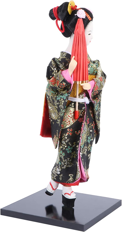 Arlington Popular products Mall WINOMO Japanese Geisha Kimono Asian Doll Collectible
