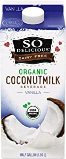 So Delicious, Vanilla Coconut Milk, 64 oz