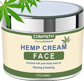 Hemp Cream | Face Cream | Anti-Aging | Anti-Wrinkle &