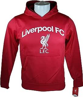 Liverpool F.C. Jacket Sweatshirt Official Soccer Youth Hoodie 001