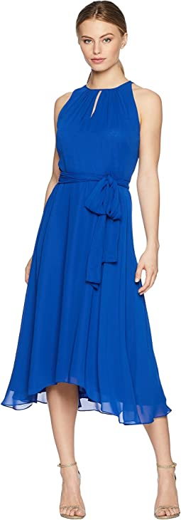 Tahari by ASL Petite Sleeveless Keyhole Shift Dress