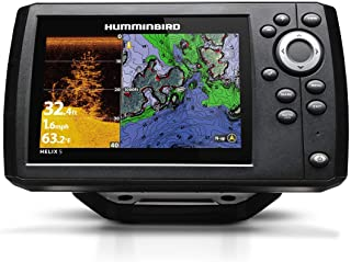 Humminbird Helix 5, Chirp Di GPS G2