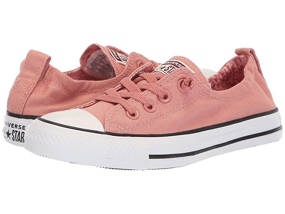 15d78623e68b Converse Chuck Taylor All Star Shoreline Rep Style Ox (Rust  Pink White Black) Women s Shoes