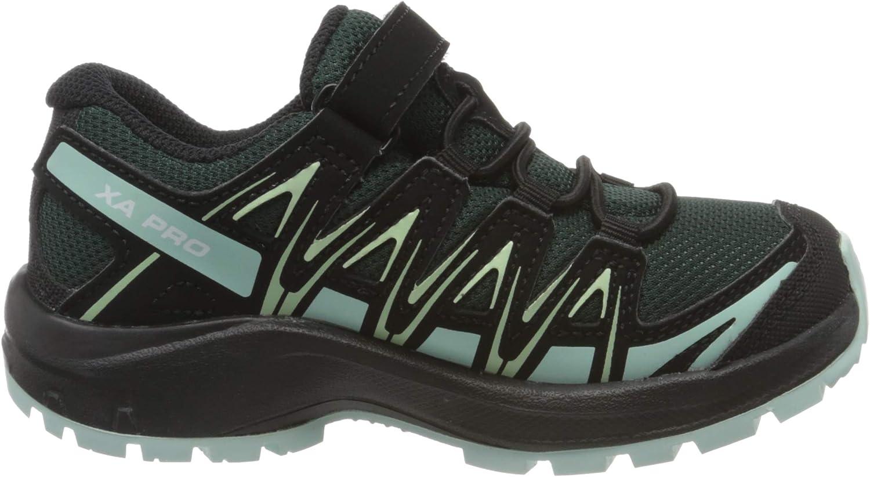 SALOMON Unisex Kids Xa Pro 3D CSWP K Trail Running Shoes