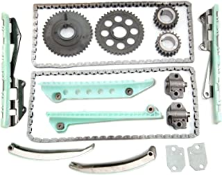 SCITOO Timing Chain Kits fits for 1997 1998 1999 2000 2001 2002 2003 2004 Ford Crown Victoria 4.6L 281Cu. in. V8 CNG SOHC Naturally Aspirated