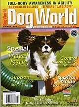 Dog World Magazine March 2007 Cavalier King Charles Spaniel (Single Back Issue)