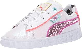 PUMA Kids' Basket Sophia Webster Sneaker