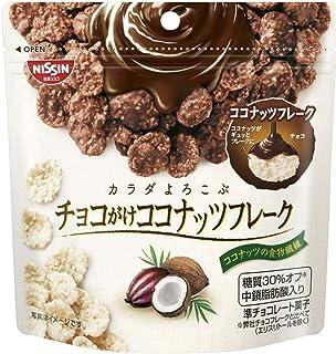 日清シスコ チョコがけココナッツフレーク 40g ×6袋