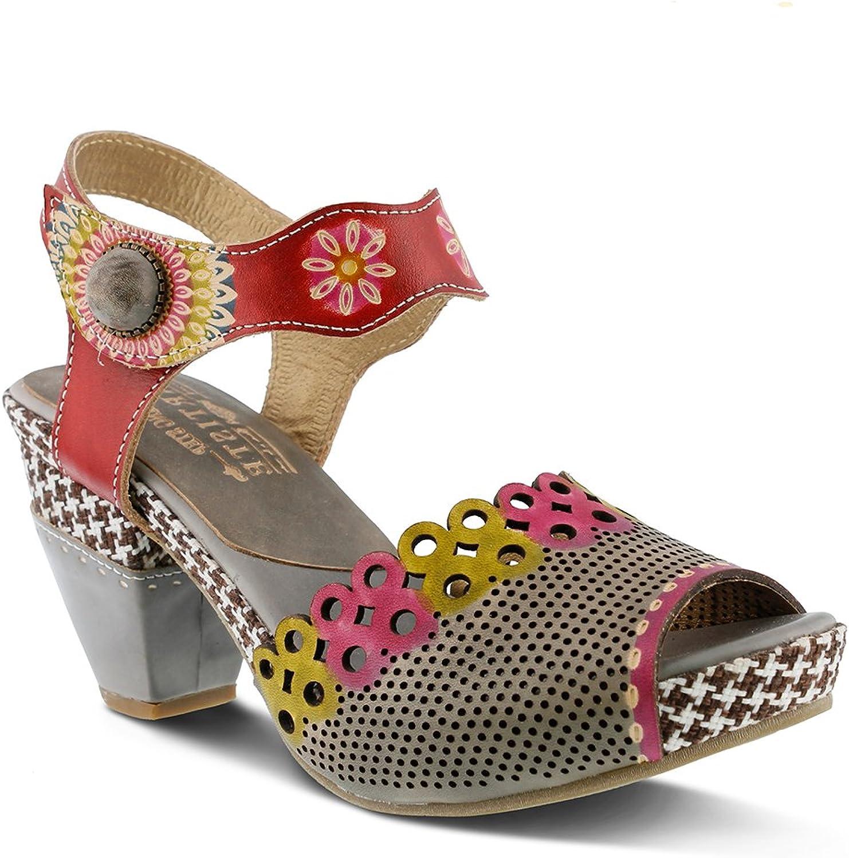 L'ARTISTE Womens Jive Decora Sandal
